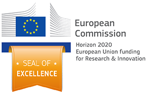 European commission's Seal of Excellence Certificate